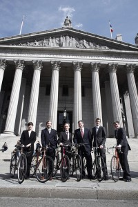The Rankin & Taylor Team, Daily Bike Commuters
